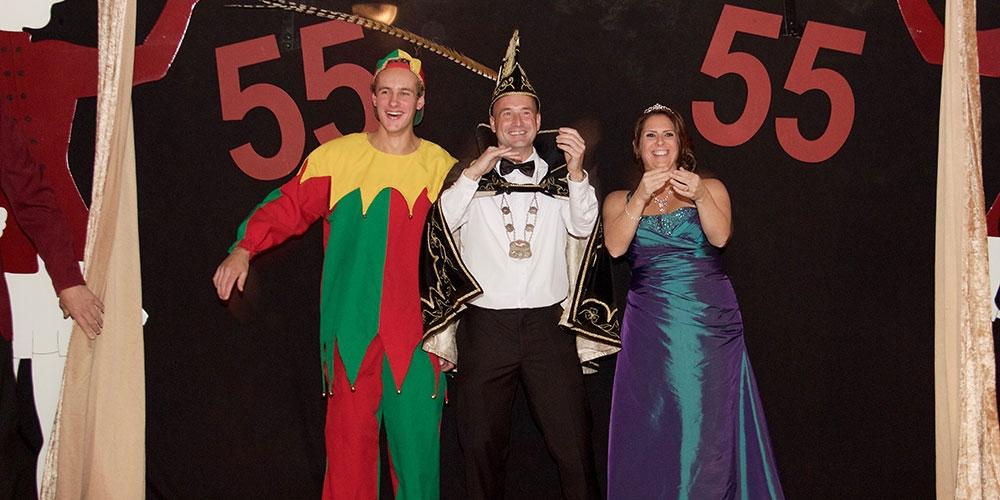 Komende zaterdag prinsenreceptie CV de Verkuskoppe Langenboom