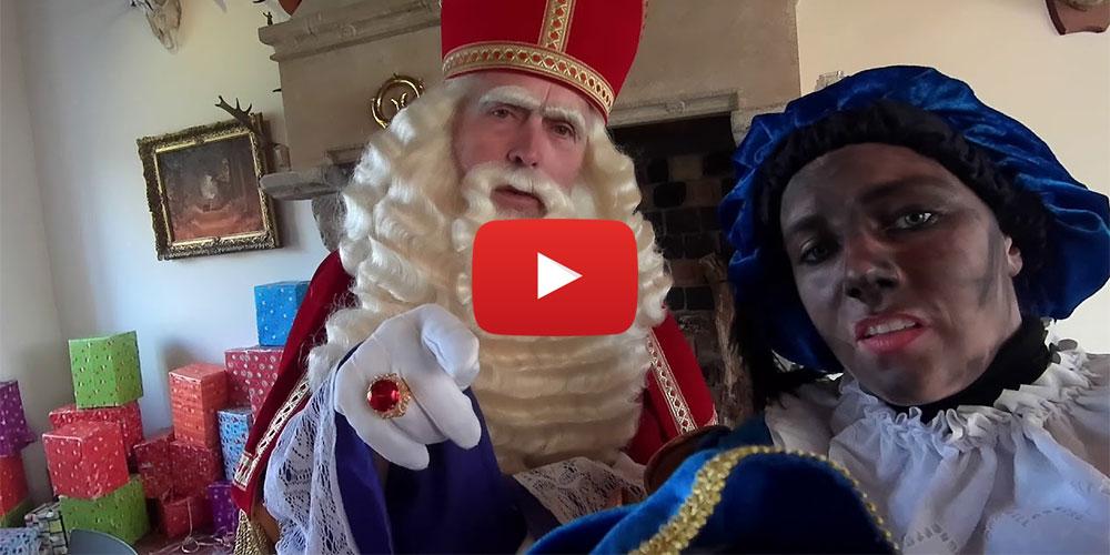 Zoektocht naar Sinterklaas in Mill - deel 4